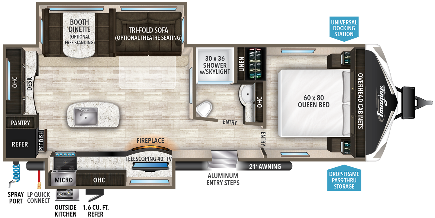 2670mk grand design for Grand design floor plans