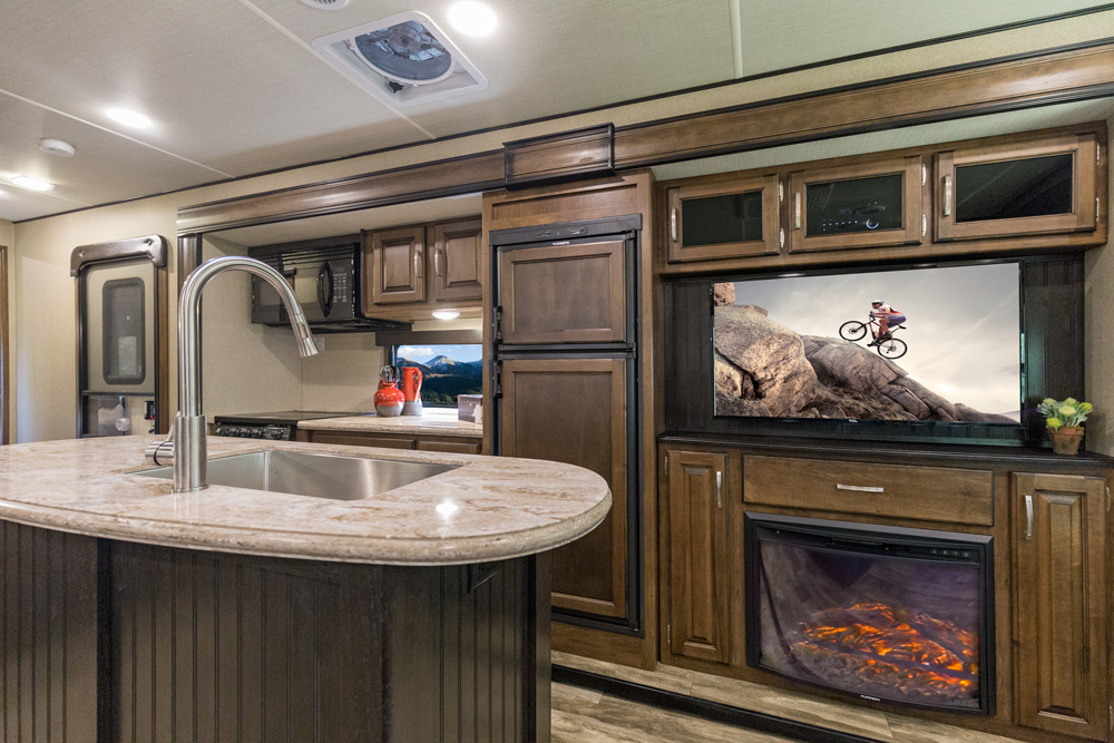 Reflection Travel Trailer 297rsts Grand Design Rv