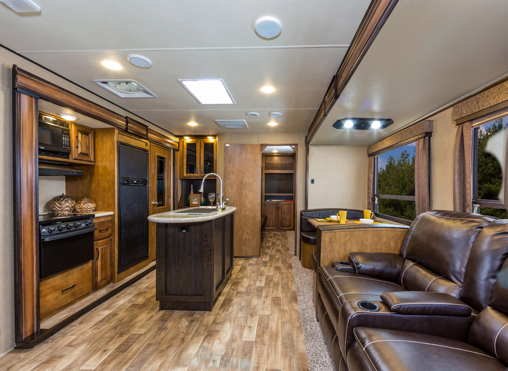 Reflection Travel Trailer 308bhts Grand Design Rv
