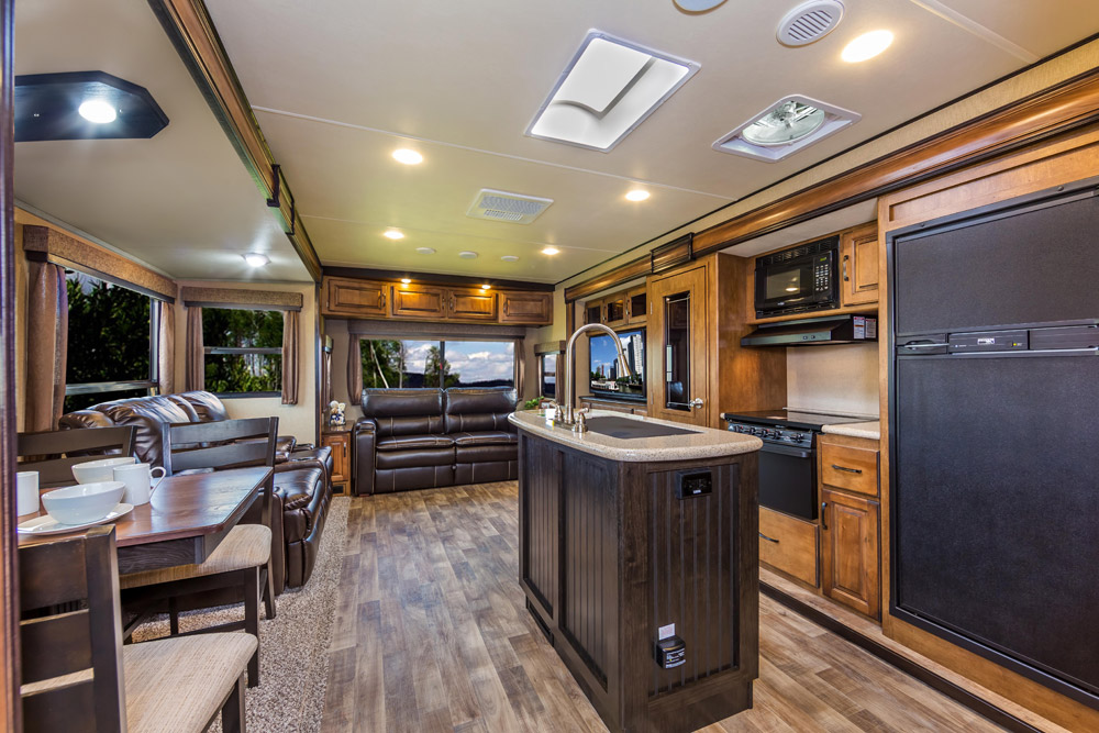 Reflection Travel Trailer Gallery Grand Design