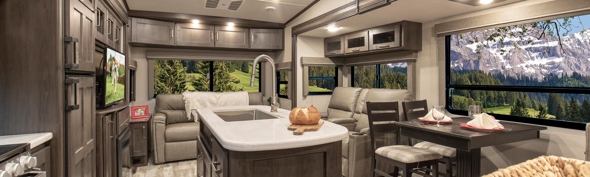 Reflection Fifth Wheel 29RS | Grand Design RV