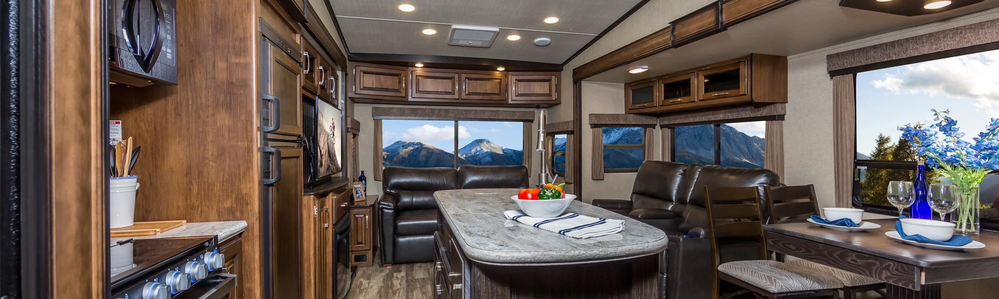 Reflection Fifth Wheel 29rs Grand Design Rv
