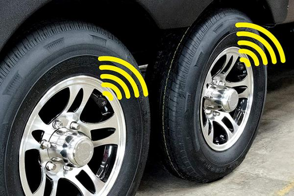 Tire Linc TPMS System