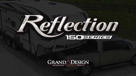 Reflection150 Series - Half-Ton Towable Redefined