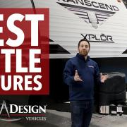 Best Little Features of the Grand Design Xplor Travel Trailer